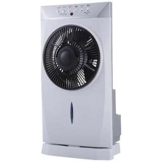 YN-M151VFR リビング扇風機 ホワイト [リモコン付き]