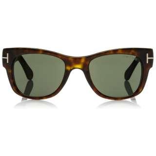 188e1835027 TOM FORD Sunglasses CARY (dark Havana   green) FT0058 52N