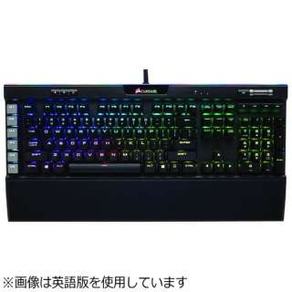 CH-9127014-JP ゲーミングキーボード K95 RGB PLATINUM RAPIDFIRE [USB /有線]