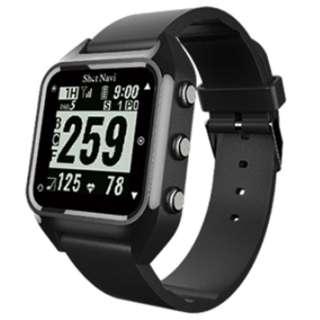 GPSゴルフウォッチ ShotNavi HuG(ブラック)