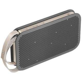 BEOPLAY A2AC CS ブルートゥース スピーカー チャコールサンド [Bluetooth対応 /防滴]