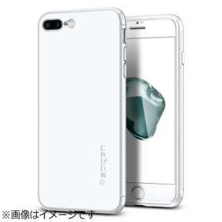 iPhone 7 Plus用 Air Fit 360 ホワイト 043CS21100