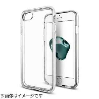 iPhone 7用 Neo Hybrid Crystal ジェットホワイト 042CS21040