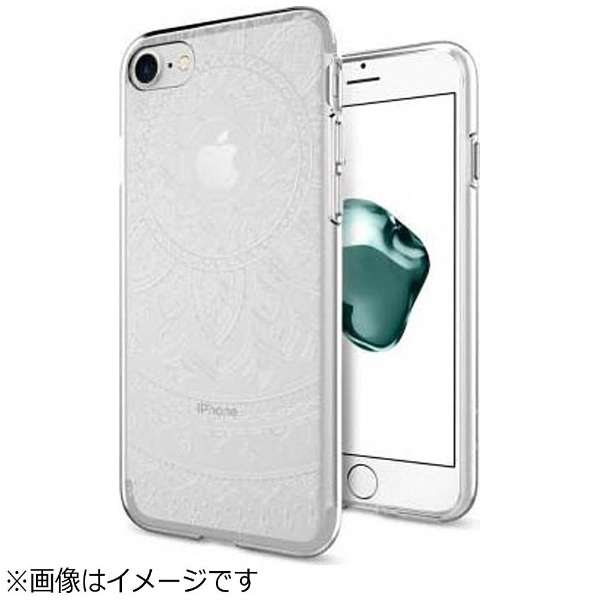 iPhone 7用 Liquid Crystal Shine クリア 042CS20959