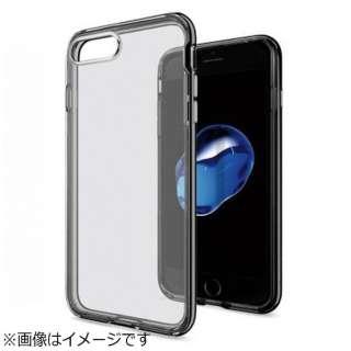 iPhone 7 Plus用 Neo Hybrid Crystal ジェットブラック 043CS20847