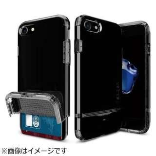 iPhone 7用 Flip Armor ジェットブラック 042CS20844