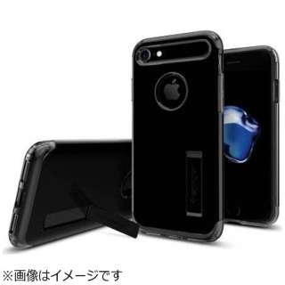 iPhone 7用 Slim Armor ジェットブラック 042CS20842