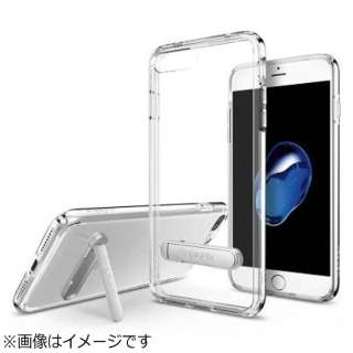 iPhone 7 Plus用 Ultra Hybrid S クリスタルクリア 043CS20754