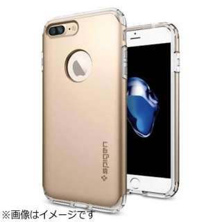 iPhone 7 Plus用 Hybrid Armor シャンパンゴールド 043CS20699