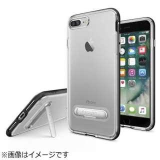 iPhone 7 Plus用 Crystal Hybrid ブラック 043CS20680