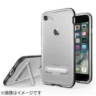 iPhone 7用 Crystal Hybrid ブラック 042CS20671