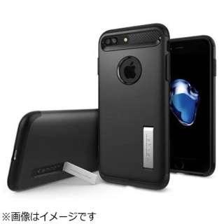 iPhone 7 Plus用 Slim Armor ブラック 043CS20648