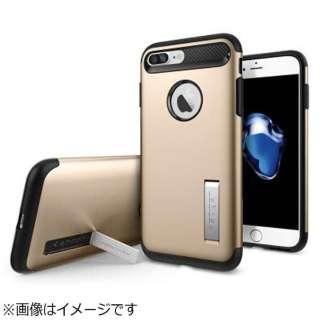 iPhone 7 Plus用 Slim Armor シャンパンゴールド 043CS20310