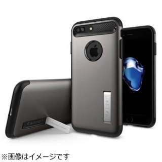 iPhone 7 Plus用 Slim Armor ガンメタル 043CS20309