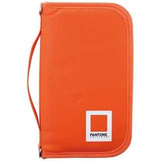 PAN7008 PT5オレンジ パスポートケース