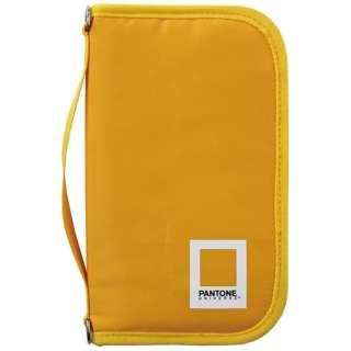 PAN7008 PT6イエロー パスポートケース