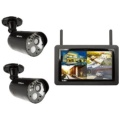 ワイヤレスセキュリティカメラ・モニターセット(ガーディアン) UDR7011