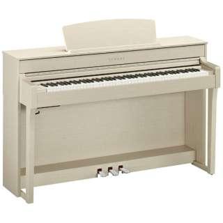 CLP-645WA 電子ピアノ Clavinova(クラビノーバ) ホワイトアッシュ調 [88鍵盤]