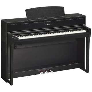CLP-675B 電子ピアノ Clavinova(クラビノーバ) ブラックウッド調 [88鍵盤]