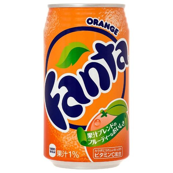 ファンタ オレンジ 350ml ×24本