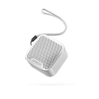 A3104041 ブルートゥース スピーカー SoundCore nano シルバー [Bluetooth対応]
