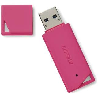RUF3-K16GB-PK USBメモリ RUF3-KBシリーズ ピンク [16GB /USB3.1 /USB TypeA /キャップ式]