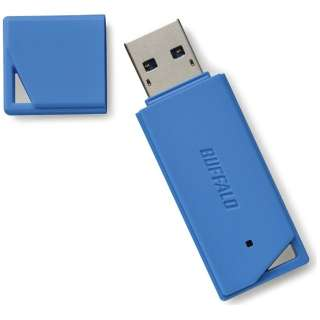 RUF3-K16GB-BL USBメモリ RUF3-KBシリーズ ブルー [16GB /USB3.1 /USB TypeA /キャップ式]