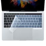 ノート用シリコンキーボードカバー(Macbook Pro TouchBar搭載モデル用) FA-SMACBP1T