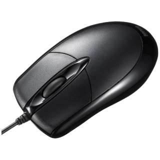 MA-130HPBK マウス ブラック [光学式 /3ボタン /有線]