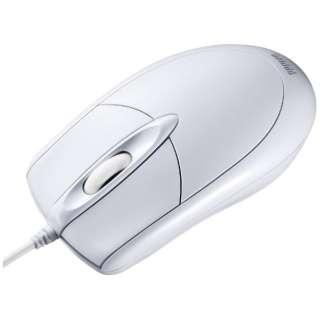 MA-130HPW マウス ホワイト [光学式 /3ボタン /有線]