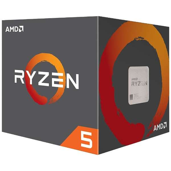 Ryzen 5 1600 BOX品