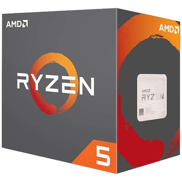 Ryzen 5 1600X BOX品