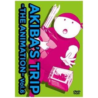 「AKIBA'S TRIP -THE ANIMATION-」Vol.6 【DVD】