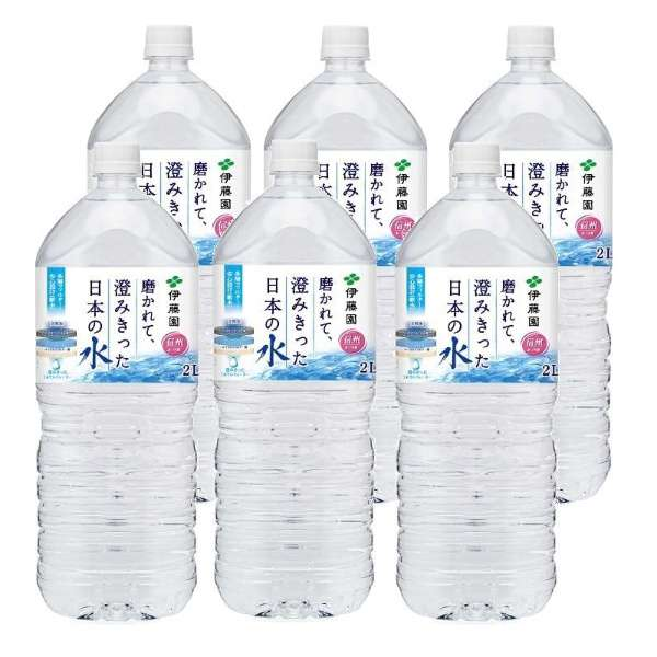 bicshuhan alcoholic beverage water shinshu 2 000 ml six
