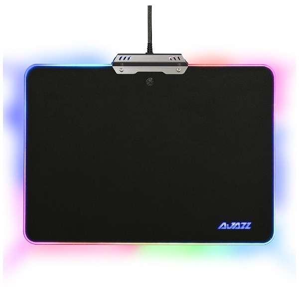 AJPad-RGB ゲーミングマウスパッド AJAZZ ブラック