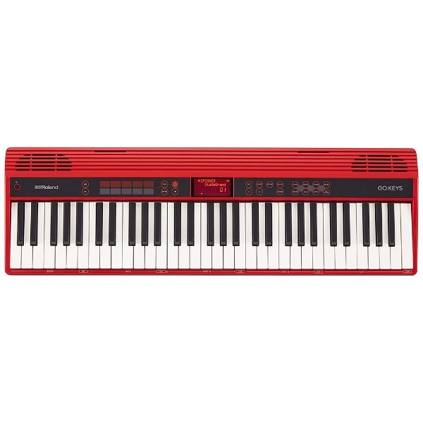 ローランド 多機能電子キーボード GO: KEYS GO-61K 電子楽器