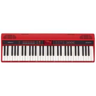 61鍵 多機能電子キーボード GO:KEYS GO-61K [61鍵盤]