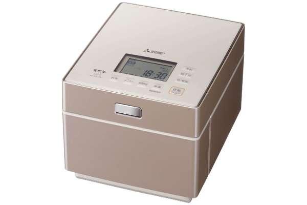 5合炊き炊飯器のおすすめ11選 三菱「炭炊釜」NJ-XS108J(IH)