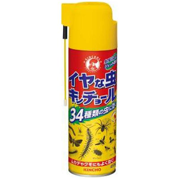 イヤな虫キンチョールN 450ml