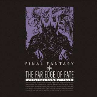 THE FAR EDGE OF FATE:FINAL FANTASY XIV Original Soundtrack(映像付サントラ/Blu-ray Disc Music) 【ブルーレイ】