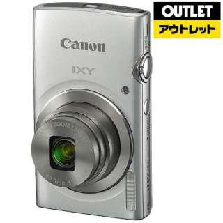 【アウトレット品】 コンパクトデジタルカメラ IXY(イクシー)  IXY180 シルバー 【生産完了品】