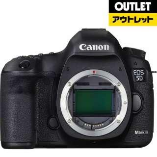 【アウトレット品】 EOS 5D Mark III デジタル一眼レフカメラ [ボディ単体] 【展示品】箱なし
