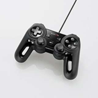 JC-U4013SBK ゲームパッド ブラック [USB /Windows /13ボタン]