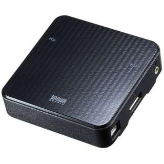 DisplayPort対応手元スイッチ付きパソコン自動切替器 SW-KVM2WDPU [2入力 /1出力 /自動]