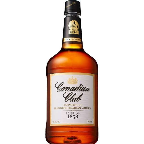 カナディアンクラブ キングサイズ 1750ml【ウイスキー】