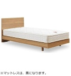 Bed (frame + mattress)