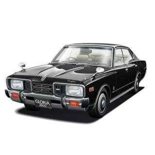 1/24 ザ・モデルカー No.53 ニッサン P332 セドリック/グロリア4HT 280Eブロアム '78