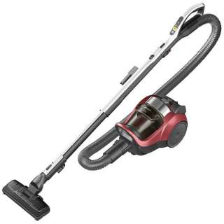 TC-EXG8P-R サイクロン式掃除機 Be-K(ビケイ) ワインレッド [サイクロン式]