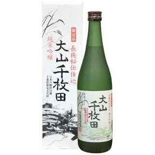 寿萬亀 純米吟醸 大山千枚田 720ml【日本酒・清酒】