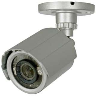 アナログ対応カラー監視カメラ【赤外線対応・防水タイプ】 MTW-S38AHD
